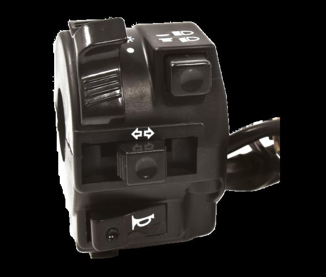 chave de luz titan moto scud