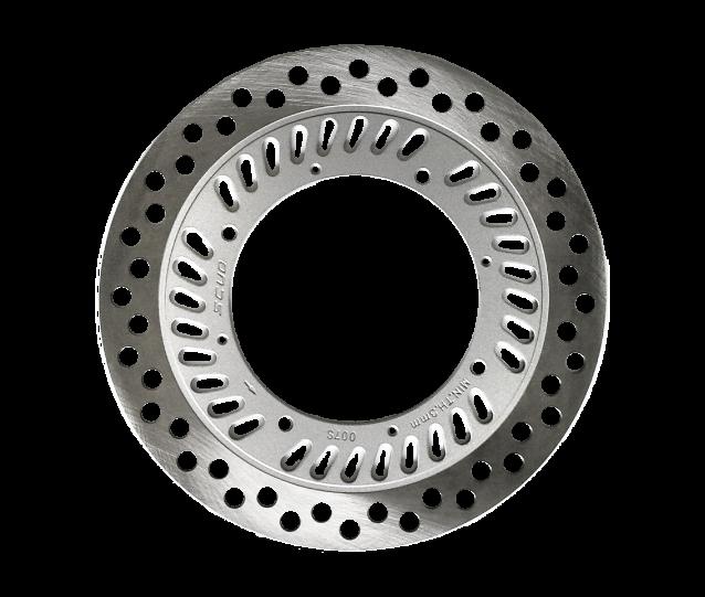 disco de freio tornado moto scud