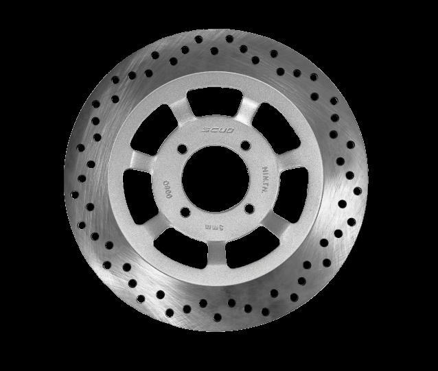 disco de freio ybr moto scud