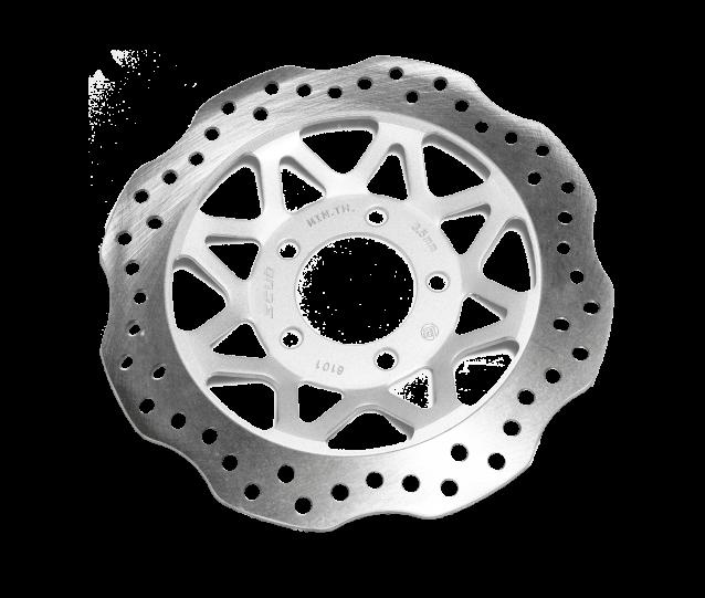 disco de freio titan moto scud
