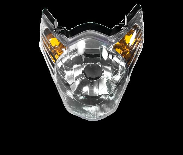 bloco optico titan moto scud