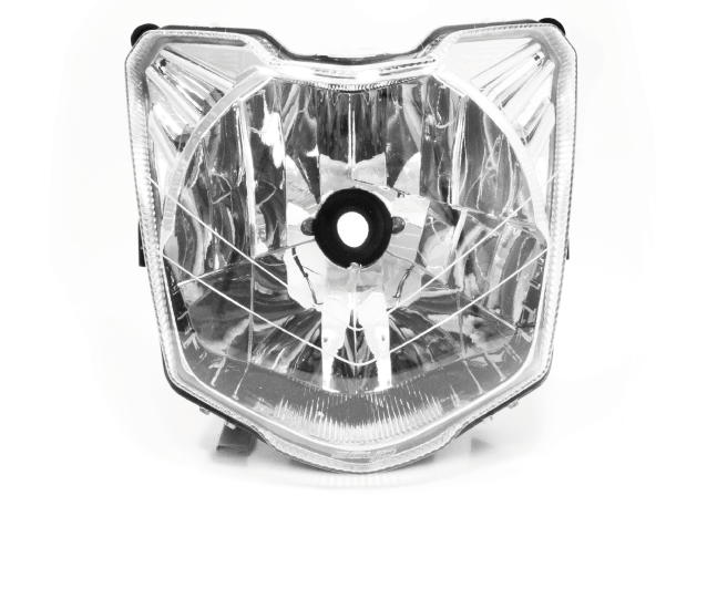 bloco optico fazer moto scud