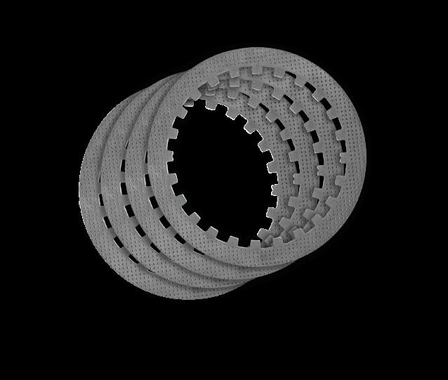 separador de embreagem titan bros jg moto scud